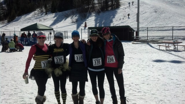 Steamboat Pentathlon group
