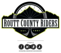 Routt County Riders logo